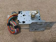 Used OEM Speed Queen Alliance Washer Timer 115 60  34601 Includes wiring Harness