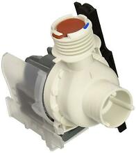 Water Drain Pump for Electrolux Frigidaire Washer Washing Machines Repair Parts
