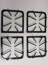 Genuine OEM Frigidaire 316252642 Grate Gas Range 4 Set