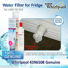 Genuine Whirlpool 4396508 Internal Fridge Water Filter Free Shipping Australia