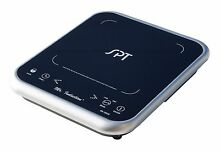 SPT SR 1883S  1650W INDUCTION COOKTOP  SILVER