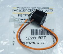 Maytag Amana Defrost Thermostat 12001937 NEW OEM