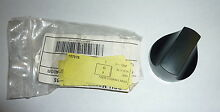 Bosch Thermador 157078 Cooktop Stove Oven Range Knob Dial 0 12 BLACK NEW in Pkg