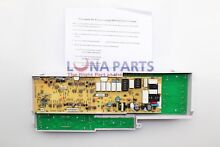 Genuine OEM WH12X10468 GE Front Load Washer Control Board User Interface Control