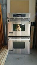 Jenn Air dual convection oven