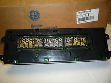 GE General Electric WB27T10654 Oven Control  NEW  send model before ordering