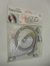 Kenmore 38021 Gas Dryer Connection Kit 36