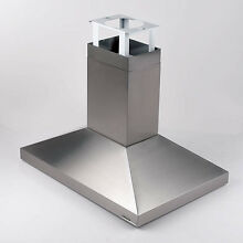 Broan 637004SS Elite 63000 39 3 8 in  Island Range Hood in Stainless Steel