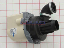Genuine OEM W10510666 Whirlpool Dishwasher Motor Pump WPW10510666