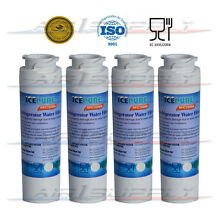 4  Pack Replaces GE MSWF Smart Water Filter  AP3397949  PS1559689  WF282  Filter