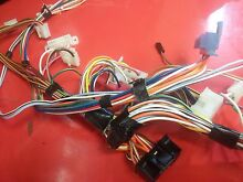 Kenmore Elite washer top loader wiring harness 3956503