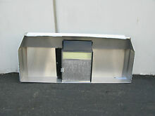 NOS Air O 1700 42 inches Range Hood   Stainless Steel