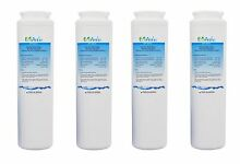 New  4 Pack  EcoAqua Maytag UKF8001 Compatible Filter Replacement EFF 6007A