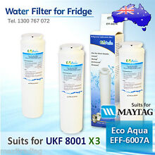 JENN AIR FRIDGE REPLACEMENT FILTER EFF 6007A  REPLACES  UKF8001AXXX