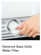 3 PACK OF  Kenmore Base Grille Water Filter