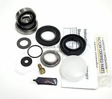 NEW OEM WASHER REAR DRUM BEARING   SEAL REPAIR KIT FITS MAYTAG MAH5500BWW