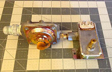 Whirlpool Range Oven Gas Valve Pressure Regulator Assembly 3195008