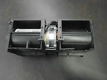WHIRLPOOL MICROWAVE BLOWER ASSEMBLY  W10245205 USED VERY GOOD CONDITION