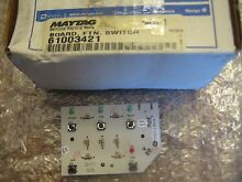 NEW Maytag Side by Side Refrigerator Dispenser Control Board Part   61003421