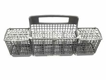 Whirlpool Kenmore W10807920 8562086 Dishwasher Silverware Basket NEW OEM