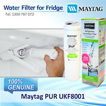 6x Genuine  JENNAIR GENUINE UKF8001AXX INTERNAL FRIDGE WATER FILTER