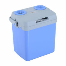 Outsunny 26QT AC DC Portable Electric Cooler   Warmer Fridge Hiking Camping Car