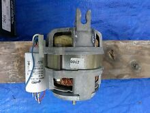 Asko dishwasher motor off model D1876