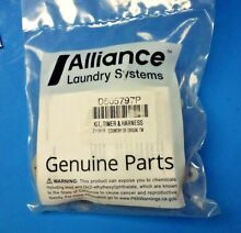 Genuine Speed Queen 505797P D505797p Dryer Timer KIT  NEW   144 76 NEED MODEL