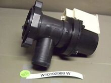 Whirlpool W10192988 Water Pump for Washer