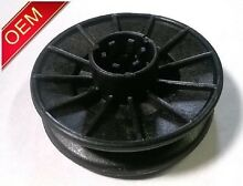 OEM FACTORY PART 22004297  21001108 WASHER MOTOR PULLEY FOR WHIRLPOOL KENMORE MA