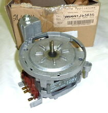 Bosch Thermador Gaggenau 263835 Dishwasher Circulation Pump   Motor NEW in Box