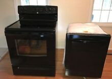 Kenmore Energy Efficient Applicance Set    Matching Stove   Dishwasher