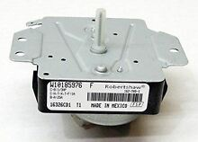 Major Appliances W10185976 Whirlpool Kenmore Dryer Timer Control PS2348529 AP437