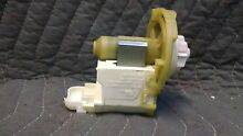 642239 167082 Used Bosch Dishwasher SHE43F02UC 50 Drain Exhaust Pump Assembly