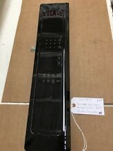 139038847 Kenmore Wall Oven Touchpad Control Black  60 Day Warranty