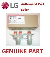 LG WASHING MACHINE DUAL WATER INLET VALVE GENUINE 5220FA1620G