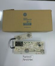 NEW GE WASHER CONTROL BOARD WH12X10398 FREE SHIPPING