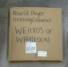 NEW GE DRYER HEATING ELEMENT WE11X103 OR WE11X0091 FREE SHIPPING