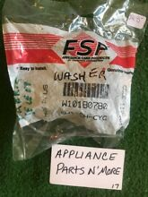 NEW GE WASHER SWITCH W10180780 FREE SHIP