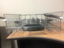 New Genuine Bosch 689365 Silver Dishwasher Silverware Dishrack Basket