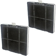 2 x Square Carbon Filter for BOSCH Cooker Hood   Extractor Vent 703595 00703595