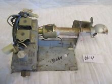 Whirlpool Dryer Gas Valve and Burner   689703 689174    347257 347311  658208