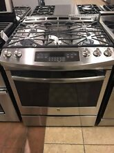 GE JGS750SEFSS 30 Inch Slide in Gas Range FREE SHIPPING