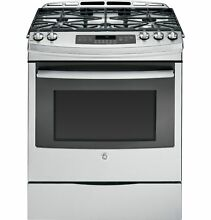 GE JGS750SEFSS 30 Inch Slide in Gas Range Convection FREE SHIPPING