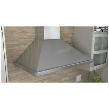 Zephyr 36  Siena Stainless Steel Chimney Wall Hood   ZSI E36BS