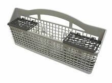 Whirlpool W10840140 Dishwasher Silverware Basket NEW OEM