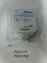 NEW MAYTAG WHIRLPOOL RANGE OVEN GAS SAFETY VALVE 7501P068 60 74010590