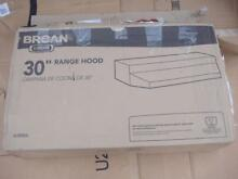 Broan NuTone RL6200 30 in  Non Vented Range Hood in White Under Cabinet