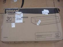 Broan 413004 Series 30 in Non Vented Range Hood Stainless Steel Under Cabinet
