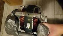 Whirlpool trash compactor drive motor  factory certified part  Part  W10439651